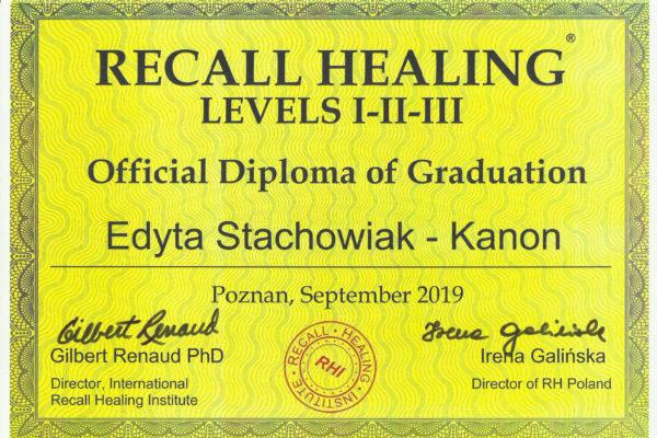 Reacall-healing
